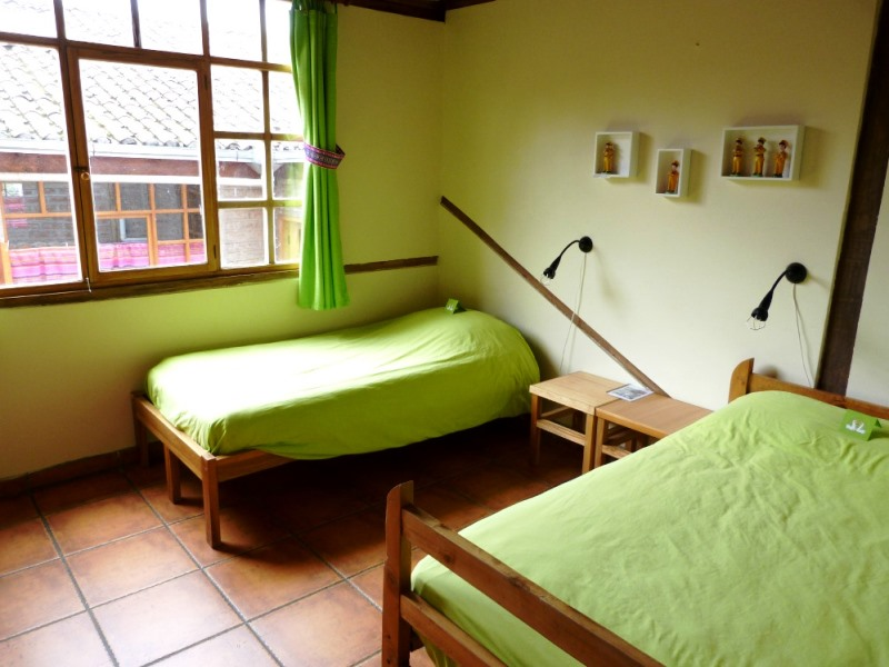 Zimmer in Guamote